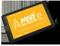 Mixed Signal Oscilloscope W